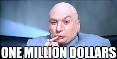 Austin Powers One Million Dollars