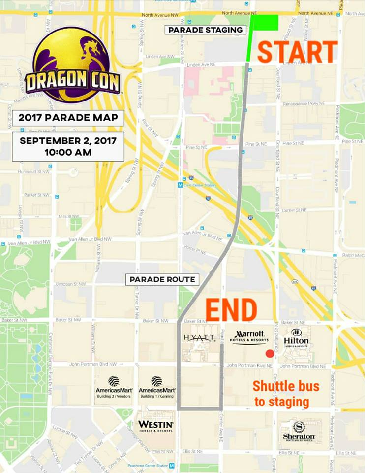 parade route map 2017 edited by zan